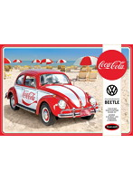 1/25 VWビートル 'コカ・コーラ'
