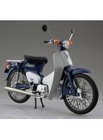 1/12 Honda スーパーカブ50 ブルー