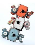 ワールド・ウォー・ロボット 3AGO Bomb V2 Square Set(3AGO ボムV2スクウェア・セット)