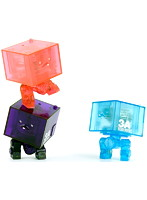 World War Robot(ワールド・ウォー・ロボット) 3AGO Clear Square R1 Set(3AGO クリア・スクウェアR1・セット)