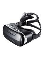 サンワサプライ VRゴーグル MED-VRG2 (瞳孔間距離・焦点距離調節機能付き)