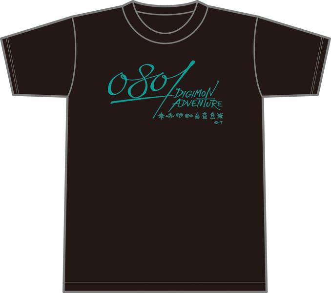 デジモンアドベンチャー デジモンアドベンチャー0801Tシャツ2019