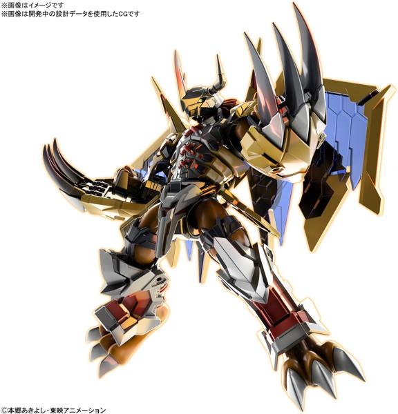 Figure-rise Standard デジモンアドベンチャー ウォーグレイモン(AMPLIFIED)