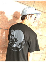 チェリ男オリジナルTシャツ(黒・サイズXL)