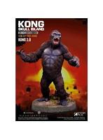 「キングコング:髑髏島の巨神」 コング 2.0 ソフビ スタチュー(デラックス版)