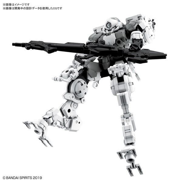 30MM 1/144 bEXM-15 ポルタノヴァ(宇宙仕様)[グレー]