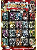 ワールドトリガー アクリルdeカード 第2弾 全20種 単品JAN