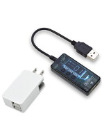 サンコー USB24hタイマースイッチ + 2ポートUSB-ACアダプタセット DTWTUSBS+UAC221