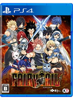FAIRY TAIL 通常版(PS4)