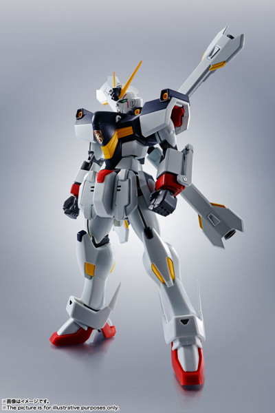 ROBOT魂 <SIDE MS> クロスボーン・ガンダムX1/X1改 EVOLUTION-SPEC
