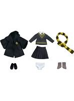 ねんどろいどどーる おようふくセット ハリー・ポッター ハッフルパフ制服:Girl