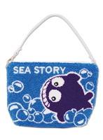 海物語 サガラ刺繍マルチケース