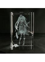 【受注生産】千年戦争アイギス シビラ 3Dクリスタル