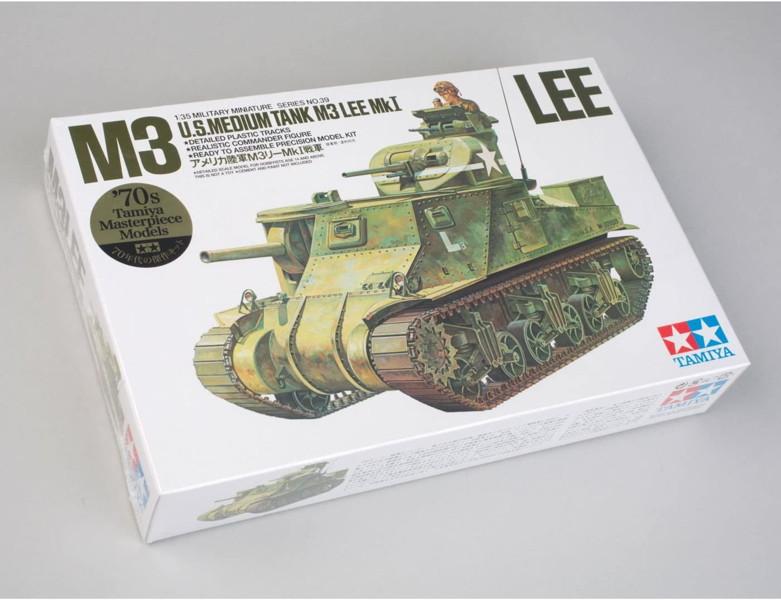 1/35 アメリカ M3 リー Mk.I 戦車 スケール特別販売