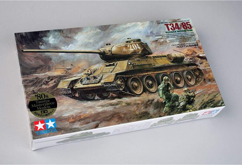 1/35 T34/85 中戦車