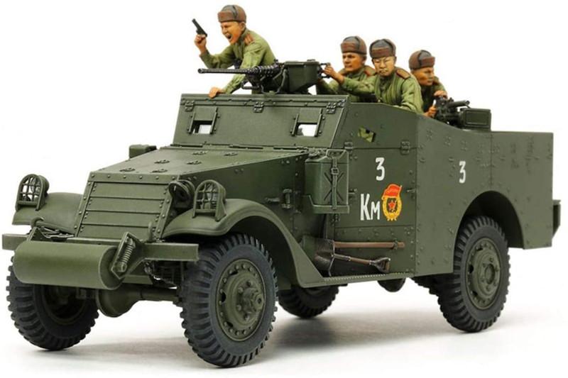 1/35 M3A1スカウトカー