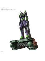 【5月再生産分】【再生産】 RG 汎用ヒト型決戦兵器 人造人間エヴァンゲリオン初号機DX 輸送台セット