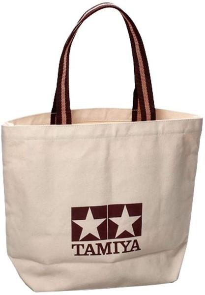 タミヤ トートバッグ (ブラウン)