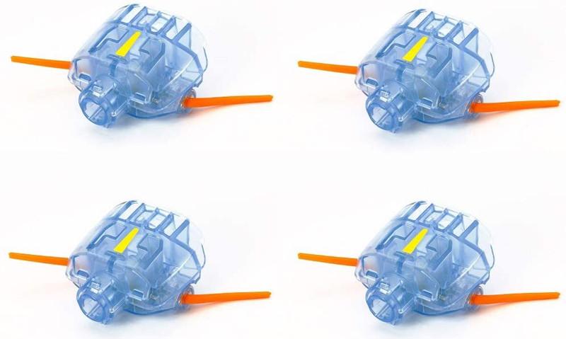 ムカデロボット胴節ユニット (4個)