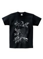 モンスターハンターライズ グラフィックTシャツ <復活モンスター>XL