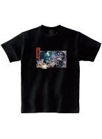 モンスターハンターライズ 百竜夜行 Tシャツ 翡葉の砦 XL