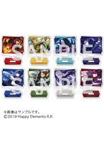 【8セット】エリオスライジングヒーローズ ワンシーンスタンドコレクション vol.1 【DISP!!!2021】