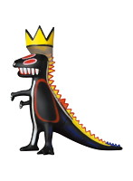 VCD JEAN-MICHEL BASQUIAT's Dinosaur