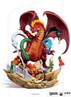 『ダンジョンズ&ドラゴンズ』【アイアン・スタジオ スタチュー】「デミ・アートスケール」1/20スケール ティアマト・バトル