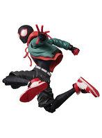 【再販】スパイダーマン:スパイダーバース SVアクション マイルス・モラレス/スパイダーマン