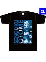 戦国乙女ぱちモ!オリジナルTシャツ-大友ソウリン(XLサイズ)