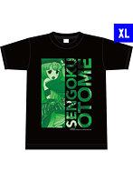 戦国乙女ぱちモ!オリジナルTシャツ-千リキュウ(XLサイズ)
