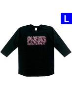 海物語 ラグランスリーブTシャツ(Lサイズ)