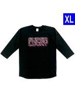 海物語 ラグランスリーブTシャツ(XLサイズ)