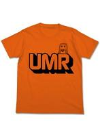 干物妹!うまるちゃん UMR Tシャツ/CALIFORNIA ORANGE-L