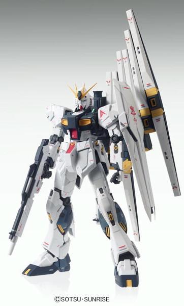MG 1/100 νガンダム Ver.Ka