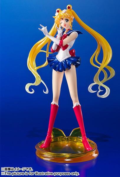 フィギュアーツZERO セーラームーン-美少女戦士セーラームーンCrystal-