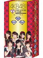 AKB48 official TREASURE CARD 5P BOX【1BOX 5パック入り】