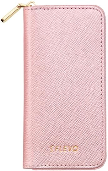 【電子タバコスタイル】FLEVO レザーケース ピンク