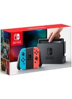 【本体】 Nintendo Switch Joy-Con(L) ネオンブルー/(R) ネオンレッド