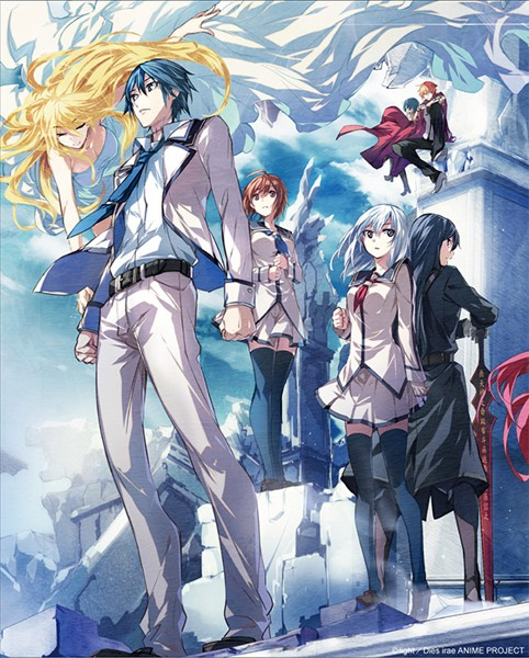 【DMM限定特典】Dies irae Blu-ray BOX vol.1