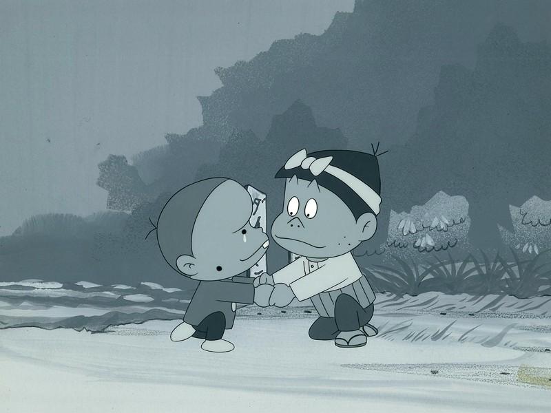 連載開始50周年記念想い出のアニメライブラリー 第64集 もーれつア太郎 DVD-BOX デジタルリマスター版 BOX1