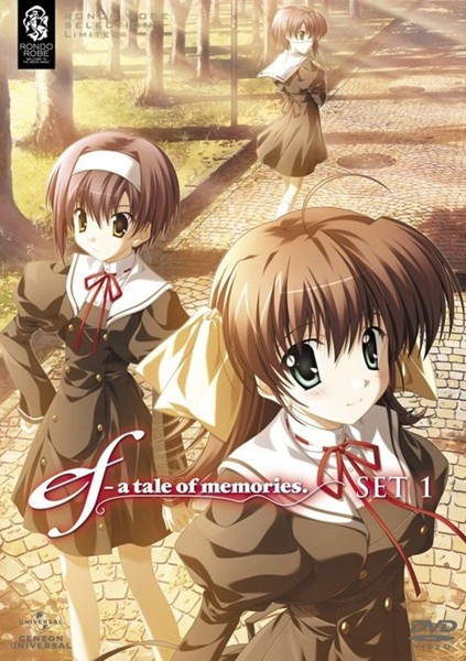 ef- a tale of memories. DVD_SET 1