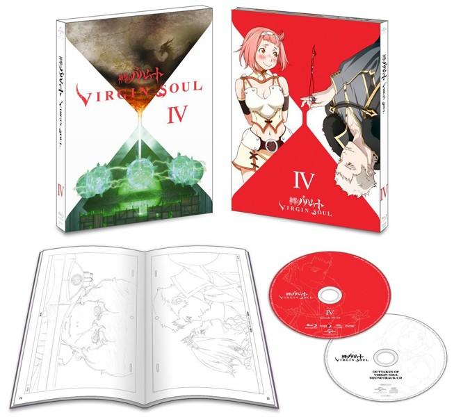 神撃のバハムート VIRGIN SOUL IV (初回限定版 ブルーレイディスク)