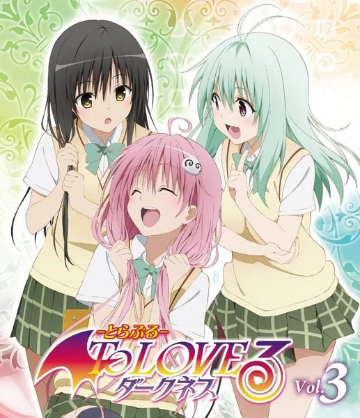 To LOVEる-とらぶる-ダークネス 第3巻 (初回生産限定版 ブルーレイディスク)