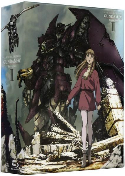 新機動戦記ガンダムW Blu-ray Box 2(特装限定版 ブルーレイディスク)