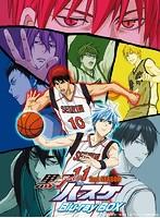 黒子のバスケ 2nd SEASON Blu-ray BOX[BCXA-1423][Blu-ray/ブルーレイ]