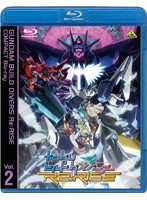 ガンダムビルドダイバーズRe:RISE COMPACT Blu-ray Vol.2<最終巻> (ブルーレイディスク)