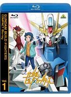 ガンダムビルドファイターズ COMPACT Blu-ray Vol.1 (ブルーレイディスク)