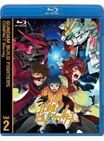 ガンダムビルドファイターズ COMPACT Blu-ray Vol.2<最終巻> (ブルーレイディスク)