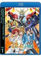 ガンダムビルドファイターズトライ COMPACT Blu-ray Vol.1 (ブルーレイディスク)